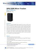 GPS GSM Antenna