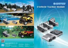 EVehicle-Traction-Module
