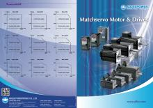 Matchservo Motor with Servo Drive