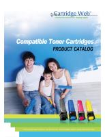 Compatible Toner Cartridges(US)
