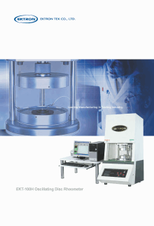 EKT-100H Oscillating Disc Rheometer