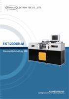 EKT 2000SLM Standard Laboratory Mill
