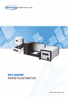 EKT 2003RP Rapid Plastimeter