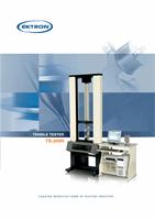 TS 2000 Tensile Testing