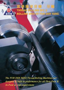 fdy machine catalog