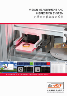 Vision Measurement and Inspection System