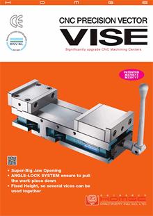 CNC Precision Vector Vise