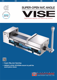 Super Open MC Angle Vise