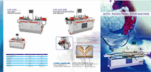 auto raised panel door machine