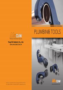 maxclaw plumbing tools