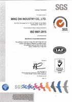 ISO9001(20180515maturity)