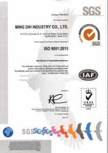 ISO9001 20210601maturity