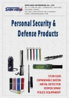 Personal Security & Defense Products