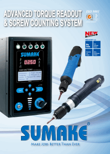 Advanced Torque Readout & Screw Counting System
