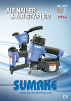 Air Nailer & Stapler (N-2014)