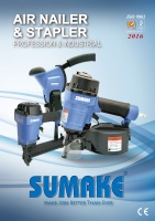 Air Nailer & Stapler (XSTN16)